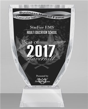 2017 Best of Haverhill Hall of Fame 5 Years